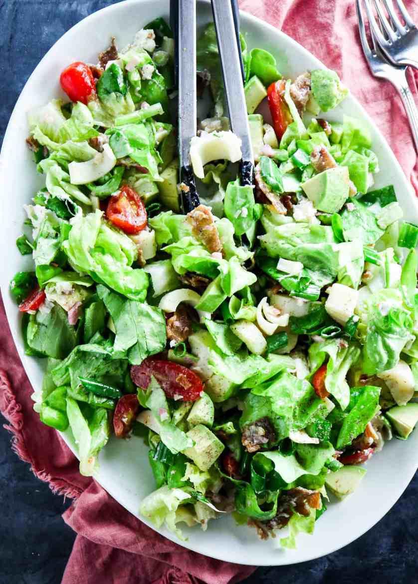 Texas Bibb Salad