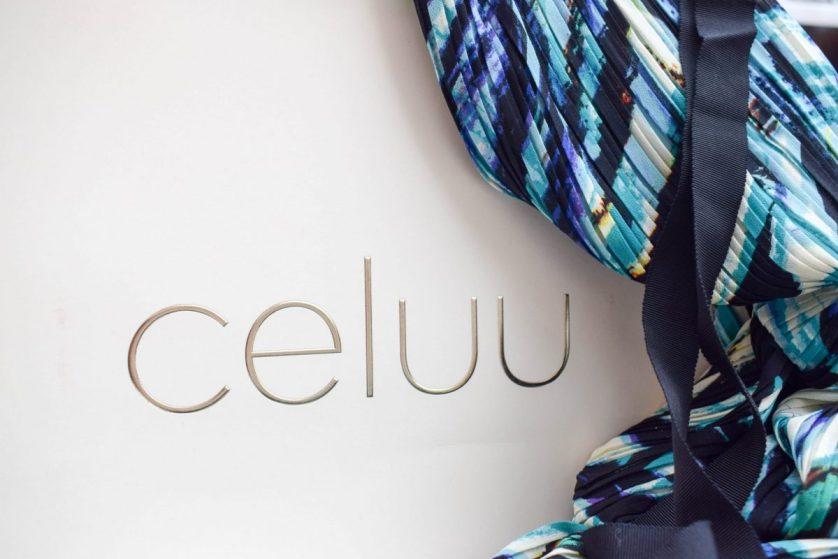 Product Review – Celuu Grace Palm Print Maxi Dress