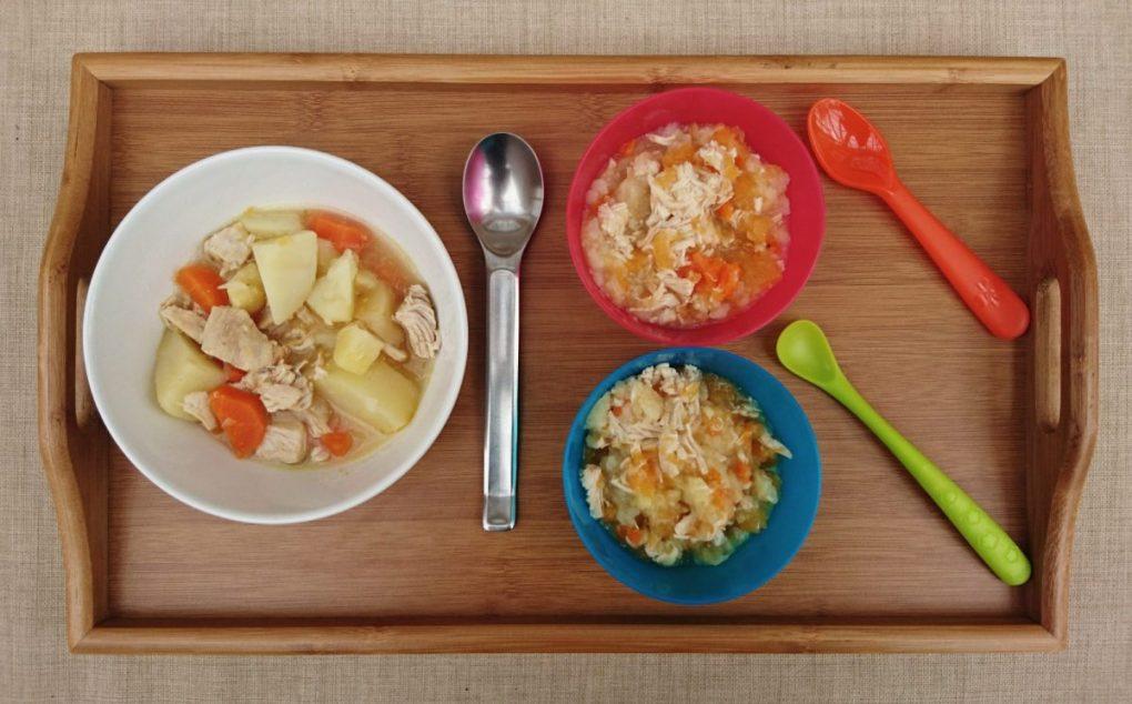 Chicken Stew - ready to serve