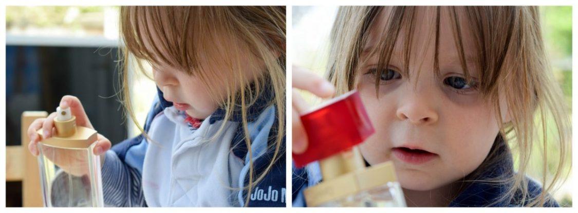 beauty tester - Elizabeth Arden Beauty Eau de Parfum
