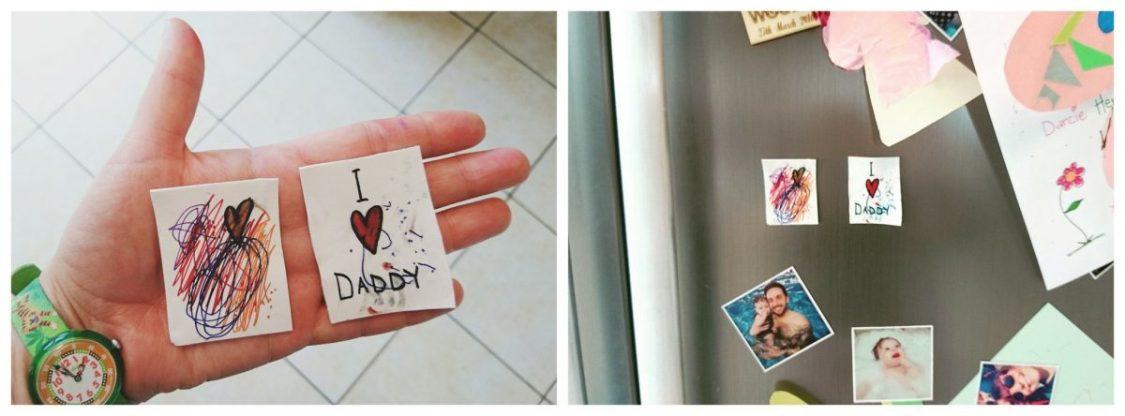 fridge magnets - shrinkles to magnets