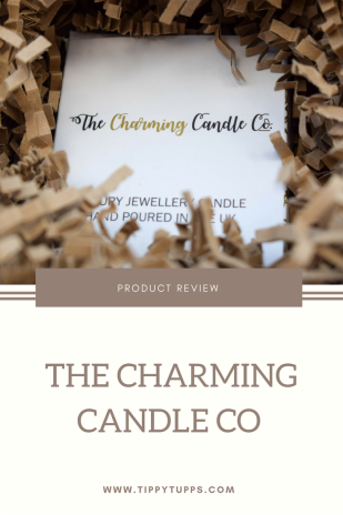 the charming candle company - pinable image