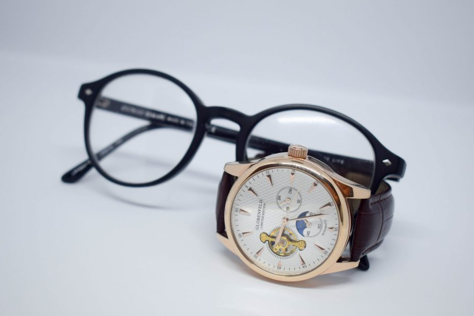Globenfeld Limited Edition Antique Rose Men's Automatic Watch