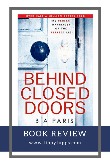 Book Review - Behind Closed Doors - book cover