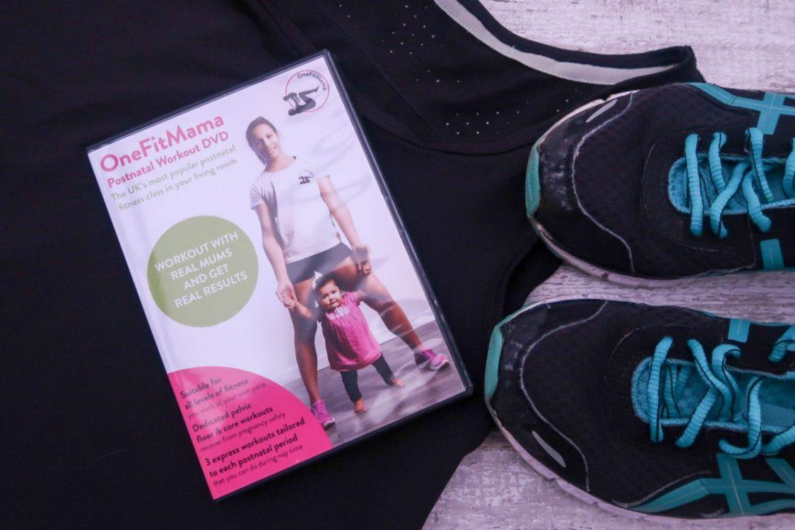 OneFitMama - workout DVD