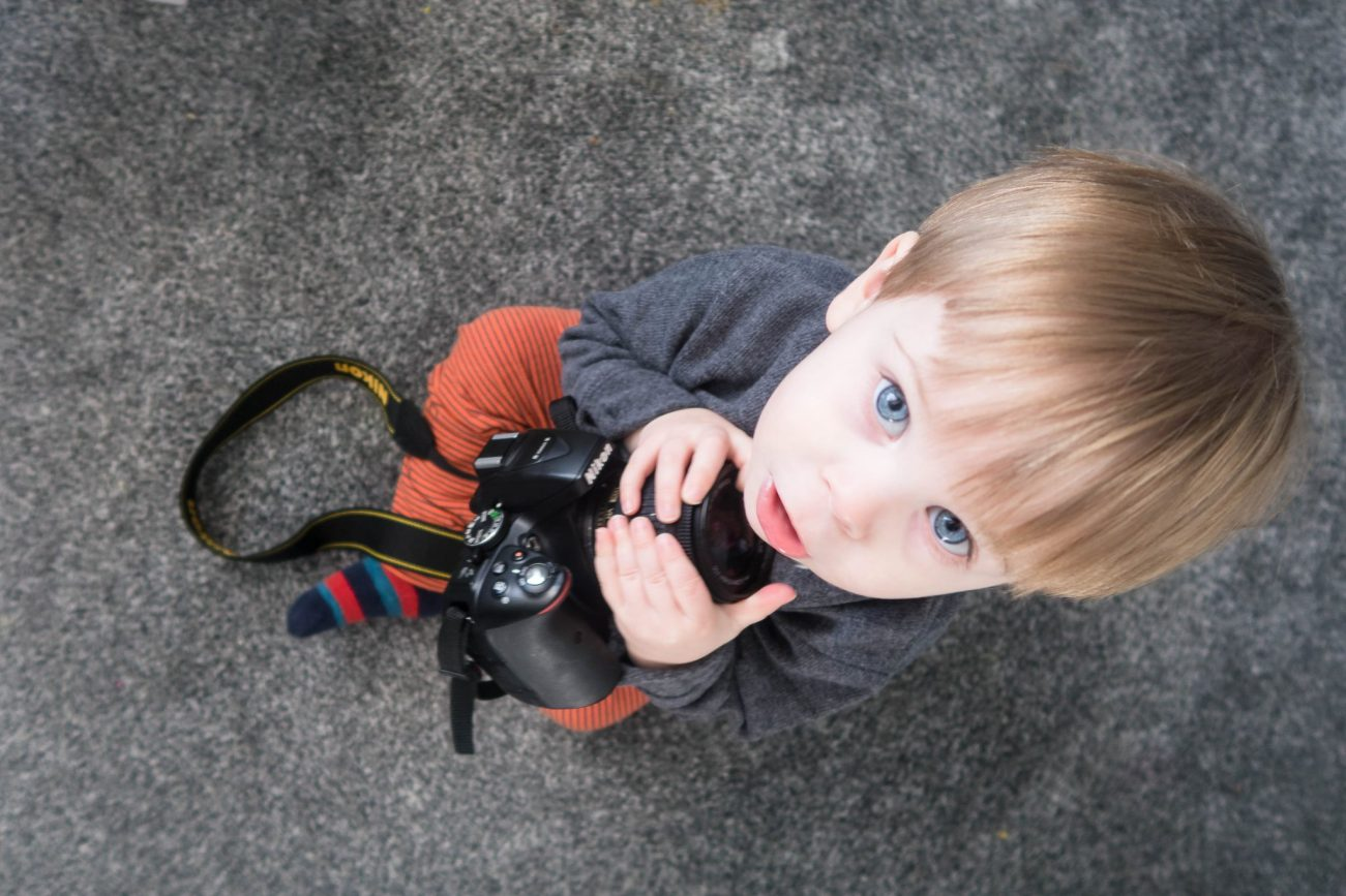 little pancakes - product review - toddler clothes - his choice