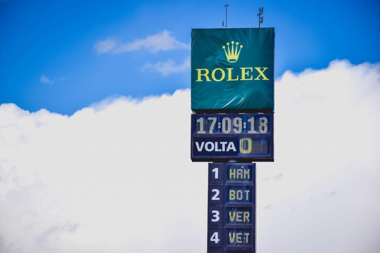F1 Fun at the Spanish Grand Prix - the result in the sun