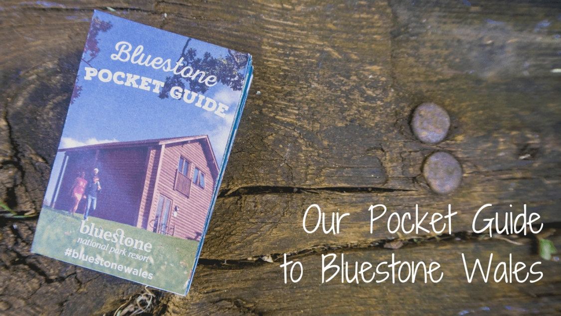 Our Pocket Guide to Bluestone Wales - blog post header