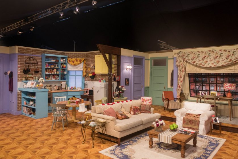 The one where we had a great evening at FriendsFest