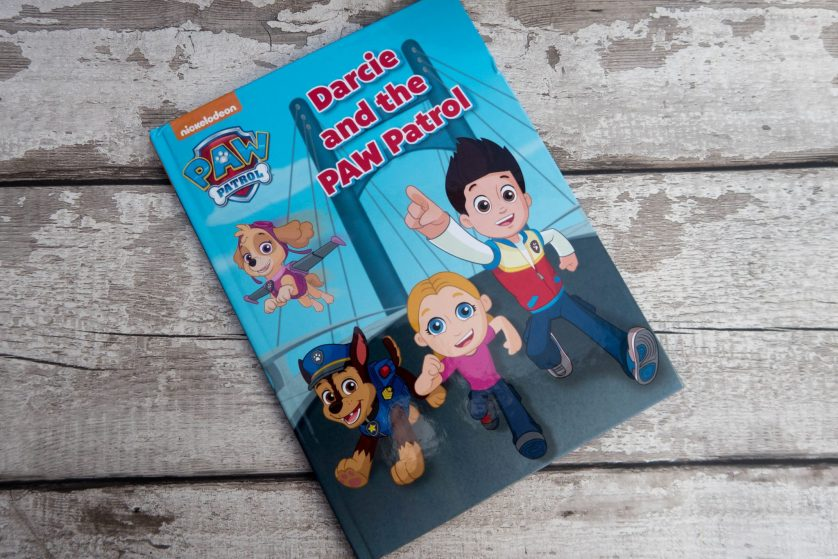 Darcie's Adventure with the PAW Patrol