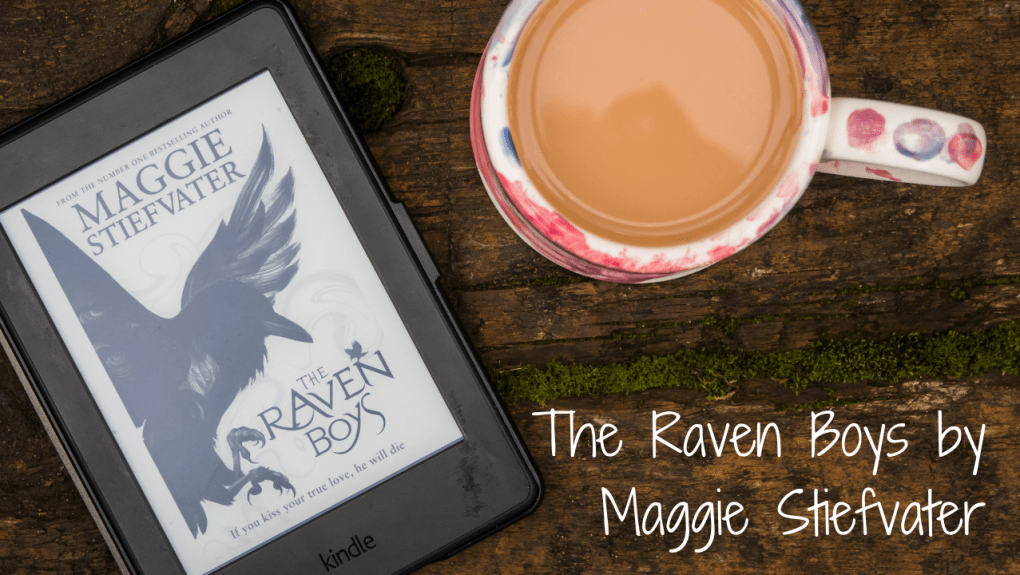 The Raven Boys by Maggie Stiefvater - book review