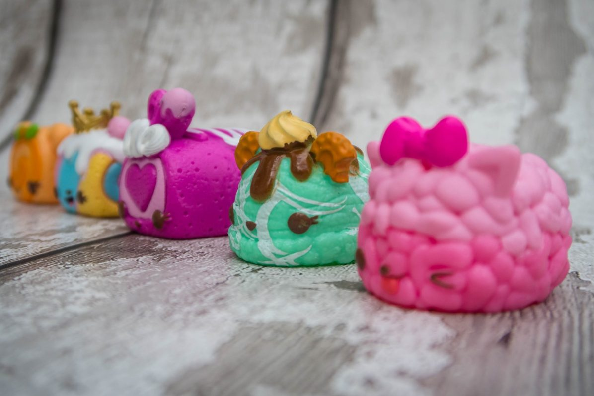 What to buy a 4 year old girl - num noms