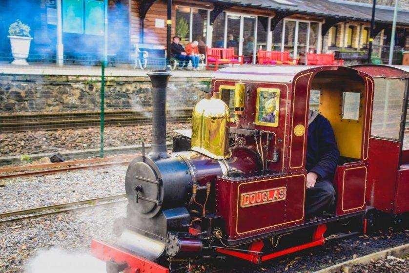 Choo Choo!! The Conwy Valley Railway Museum