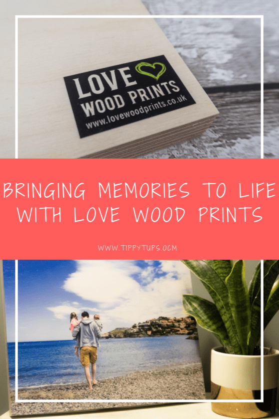 Love Prints Wood are UK based company who provide a service to print your photographs onto wood. They don't print onto paper and mount it, nor do they glue or heat transfer an image onto wood. Instead what they do is literally print your image(s) directly onto sustainibly farmed birch plywood and bring memories to life.