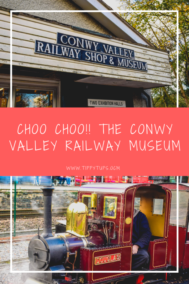 Located in the beautiful village of Betws-y-Coed, the Conwy Valley Railway Museum is a lovely family day out for anyone with children who love trains.