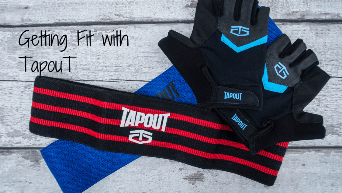 Getting Fit with TapouT - blog post header