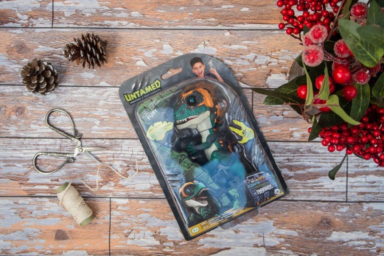 A Christmas Gift Guide for Little Ones - dinosaur fingerlings