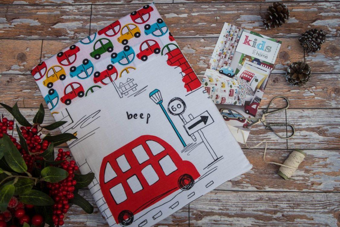 A Christmas Gift Guide for Little Ones - transport duvet set