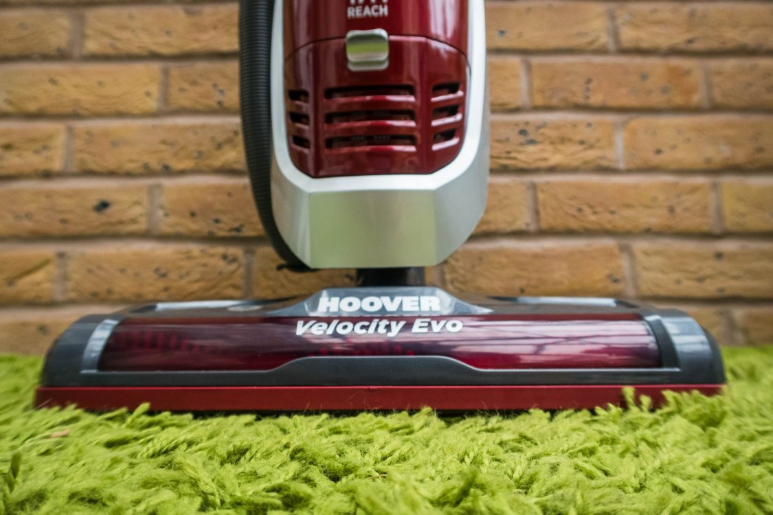 Hoover Velocity Evo - up close
