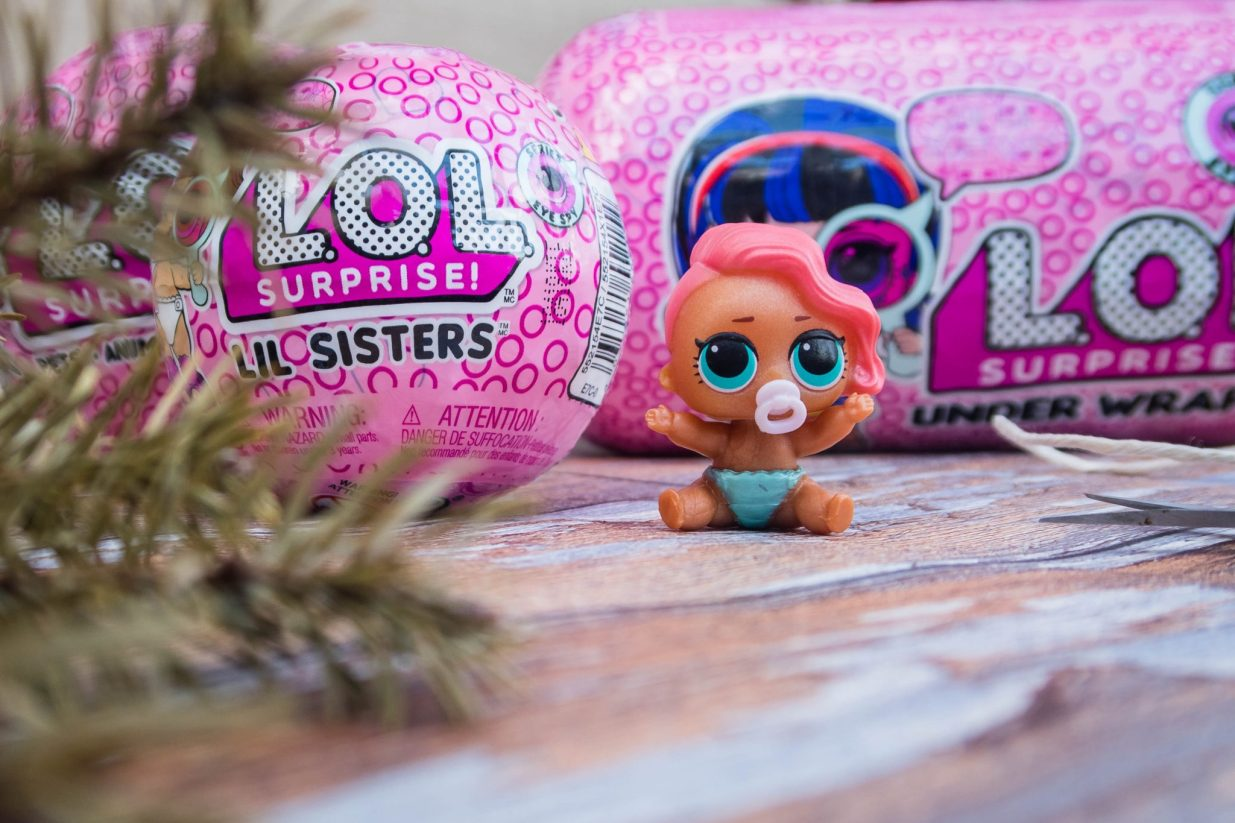 A Christmas Gift Guide for Little Ones - LOL Surprise