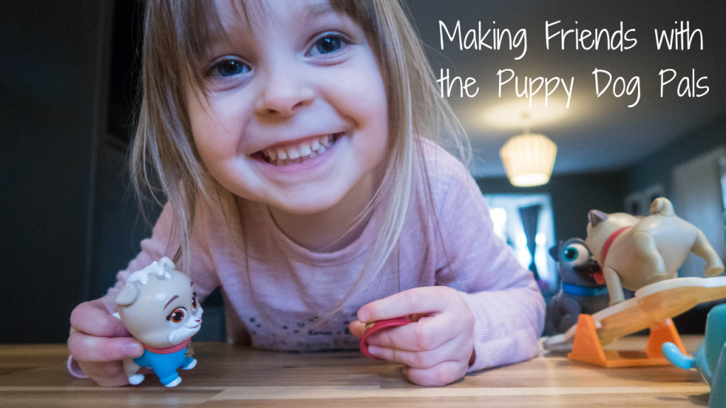 Puppy Dog Pals - blog post header
