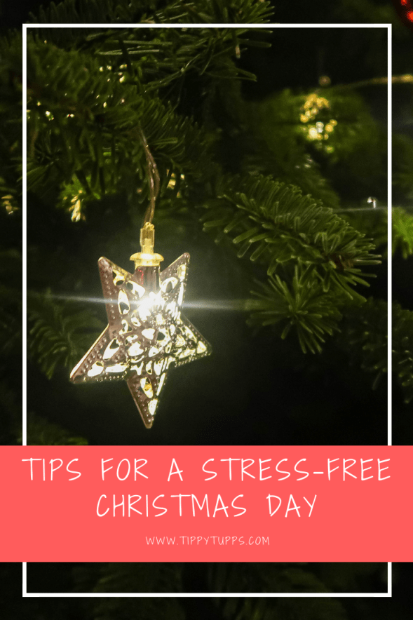 Here's our tips for a stress-free Christmas Day. This year, try not to take Christmas too seriously – after all, there will be another one just next year, so don't stress out if certain things don't exactly go to plan. Instead, chill out and enjoy soaking up the festive cheer with your loved ones around you.