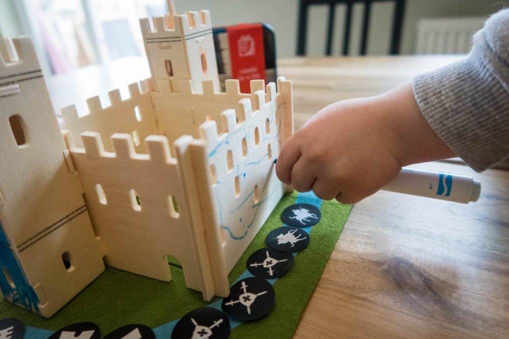 Castle in a Tin - customisation