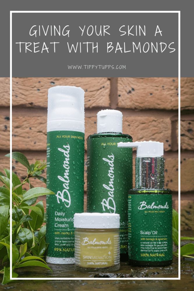 Balmonds product review: made with natural plant-based ingredients to ensure that all their products are packed full of goodness is incredibly attractive. Not only are they natural, but vegan too