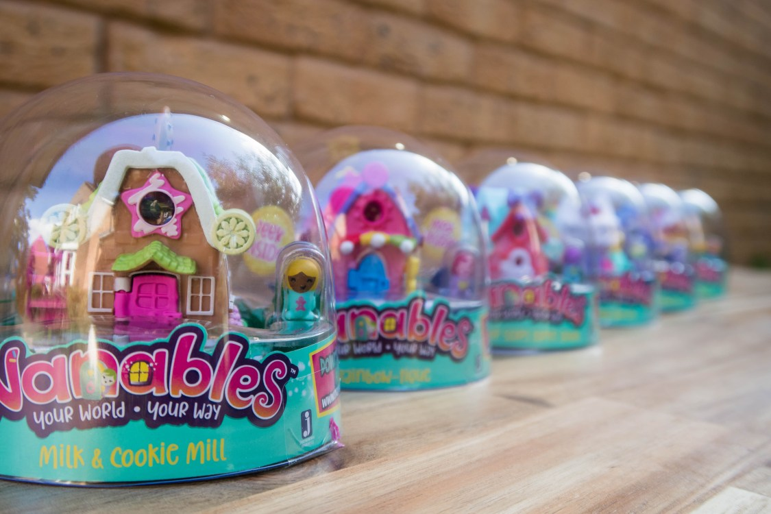 Nanables - the new collectables