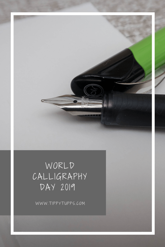 Put pen to paper this World Calligraphy Day with the Manuscript Say Something Special campaign