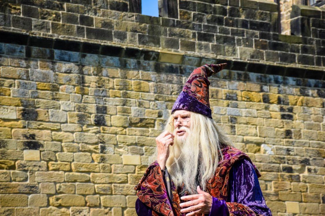 Dumbledore is alive!