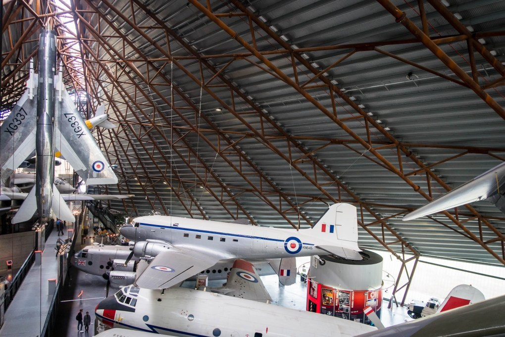 A day out at RAF Cosford