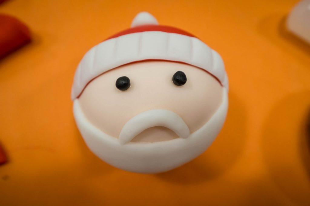 Santa! Cheshire Cake Classes