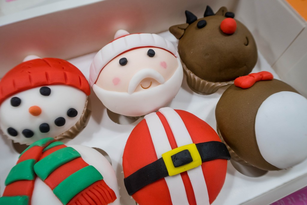 Festive Cheer with Cheshire Cake Classes - blog post header