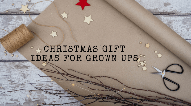 Christmas Gift Ideas For Grown Ups