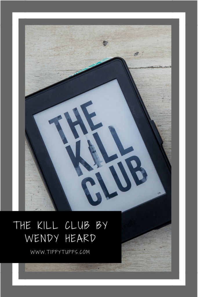 Book review - Would you kill a stranger to save someone you loved? Jazz has to ask herself exactly that. Dark and twisted, The Kill Club is a thriller with a difference.