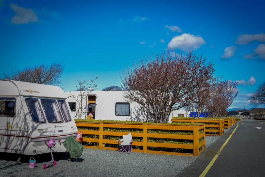 Trawsdir Touring Caravans and Camping Park