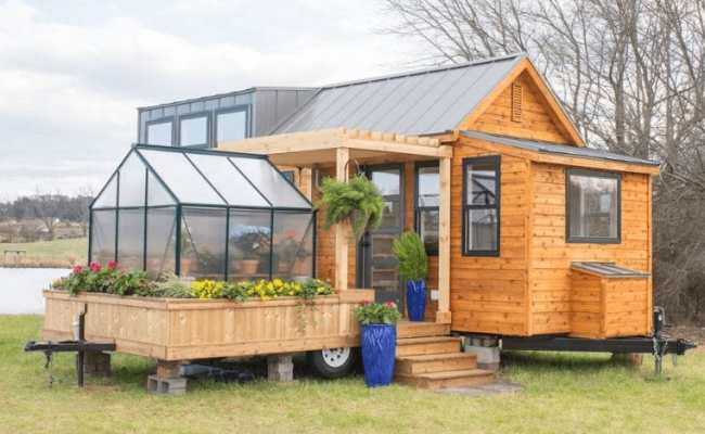 This Tiny House Is Only 30 M2 But You Ll Be Amazed When