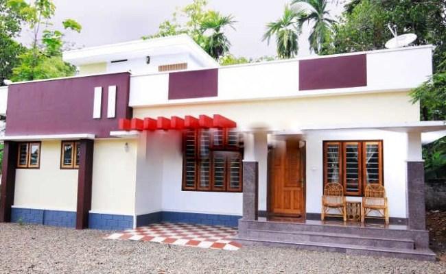 1050 Square Feet 2 Bedroom Low Budget Kerala Home Design