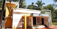 1000 Square Feet 3 Bedroom Low Budget Contemporary Home ...