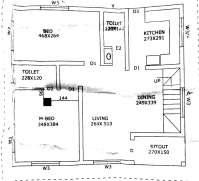 750 Square Feet 2 Bedroom Low Budget Modern Contemporary ...