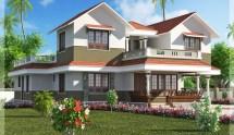 Beautiful Kerala Houses