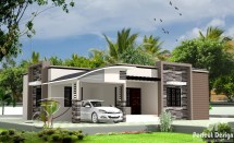 1300 Square Foot Home Modern House