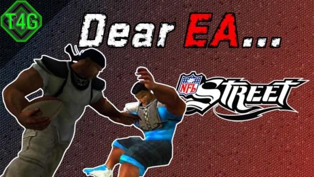 NFL Street Screenshot