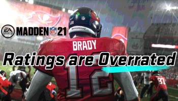 Madden Ratings are Overrated