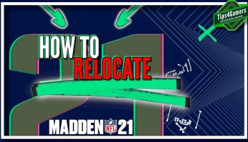 How to Relocate in Madden 21 franchise mode