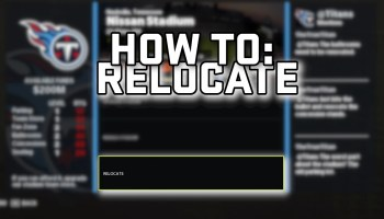 How to Relocate in Madden 22