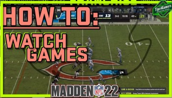 How to Watch Madden 22 Simulation Games