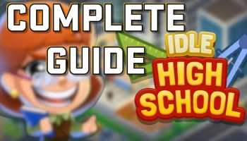 Idle High School Tycoon Guide