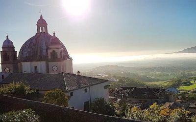 BOLSENA – MONTEFIASCONE, la Francigena dal Lago alla Rocca dei Papi